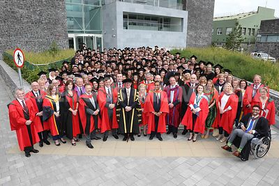NUIG Medical Graduation 2018 photos