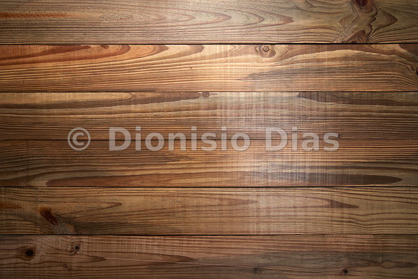Wooden background with boards horizontally.