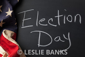 Election Day Sign