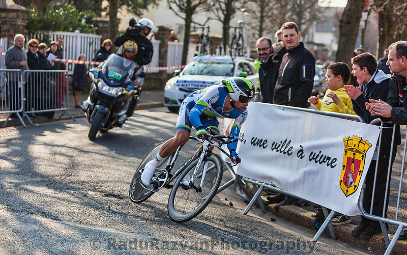 The Cyclist Matthews Michael Paris Nice 2013 Cylcing Race- Prologue in Houilles