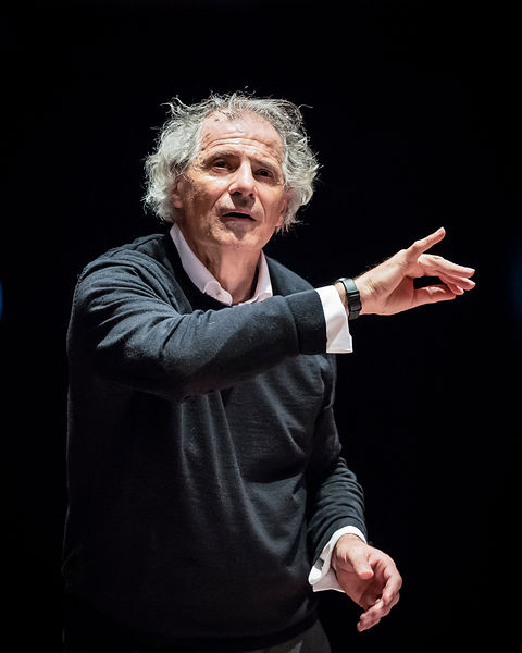 Emilio Pomarico, conductor photos