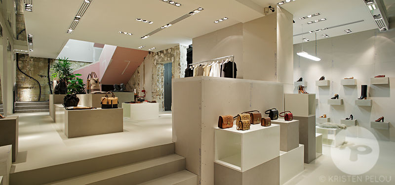 CELINE TEMP. STORE PARIS