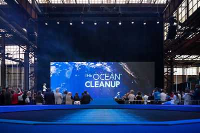 The Ocean Cleanup Announces Pacific Cleanup to Start in 2018.The Ocean Cleanup Announces Pacific Cleanup to Start in 2018