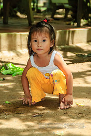 Young Vietnamese Girl