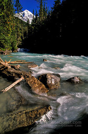 Mount Robson River