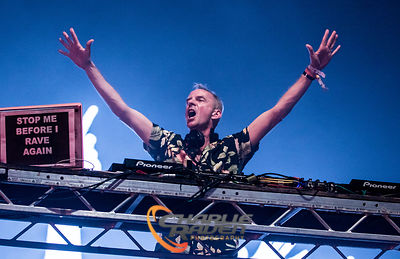 Fatboy Slim - Glastonbury Festival 2016 photos