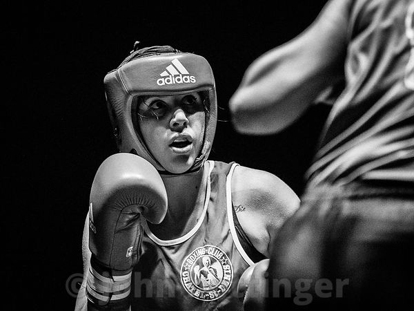 Meeting de Boxe Palezieux - Fanny Fellay Mietta - photos