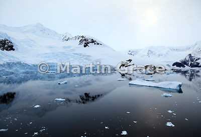 Andvord Bay, Antarctic Peninsula Mainland