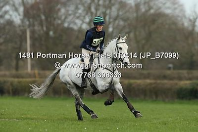 Portman Horse Trials 2014 - Novice Sections - (17-00 - 17-59) photos