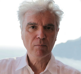 David Byrne from Talking Heads