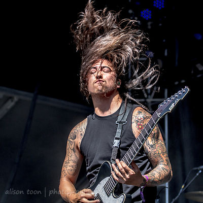 Philip Manansala, Of Mice and Men, Aftershock 2014