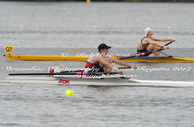 Taken during the NZSSRC - Maadi Cup 2017, Lake Karapiro, Cambridge, New Zealand; ©  Rob Bristow; Frame 437 - Taken on: Thursday - 30/03/2017-  at 17:02.30