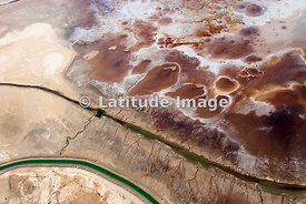 The Dead Sea Canal Area, Dead Sea