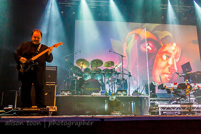 Steve Rothery , guitar, Marillion, Wolves, 2015, Sunday