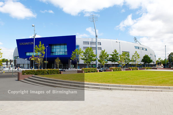 Edgbaston Cricket Ground, home of Warwickshire County Cricket club, Edgbaston, Birmingham, England, UK