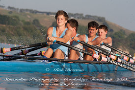 Taken during the Cambridge Town Cup 2015, Lake Karapiro, Cambridge, New Zealand; ©  Rob Bristow; Frame 0 - Taken on: Sunday - 25/01/2015-  at 08:05.37