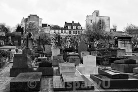Cimetière Saint-Vincent Paris 18th