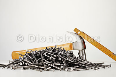lot of nails
