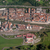 Villabona aerial photos