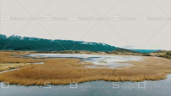 Wetlands Patagonia Chile South America