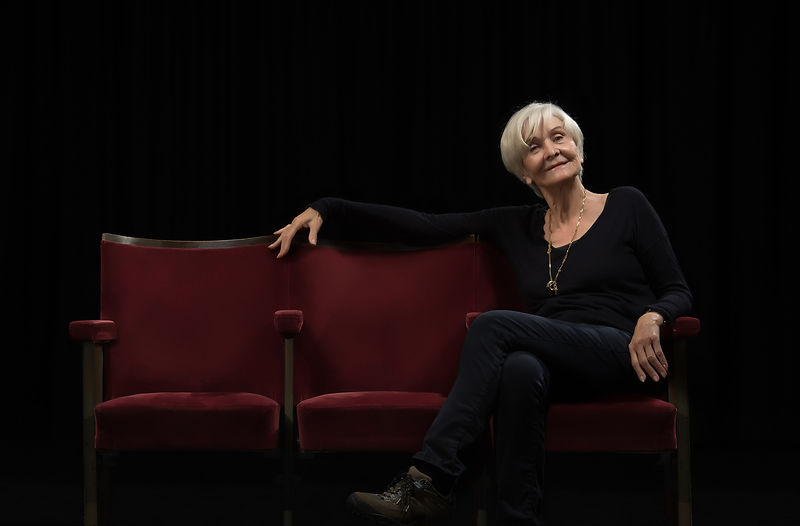 Sheila Hancock Takes a Seat with New Theatre Royal