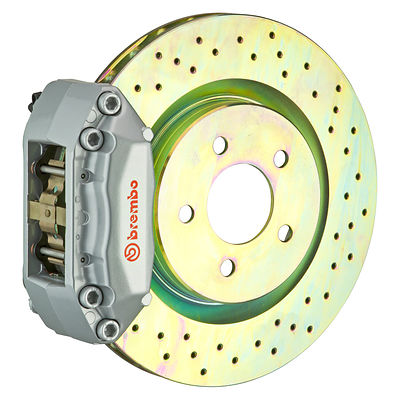 Brembo Performance F-Caliper (4-Piston) Brembos