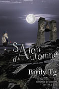 "birdy tg in Exhibition: Salon d'Automne 2018 (affiche ""Fate of Innocence""- BirdyTg)"
