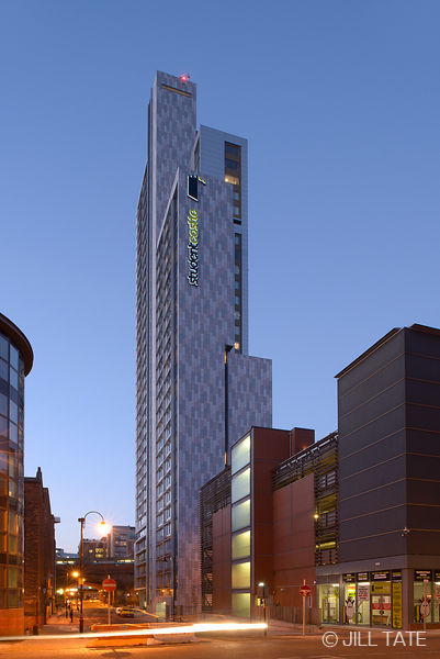 Student Castle, Manchester | Client: Reynaers