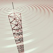 Radio Transmission Tower 14B variant 11