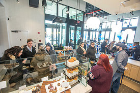 Capital One Cafe, Hingham, MA -Grand Opening