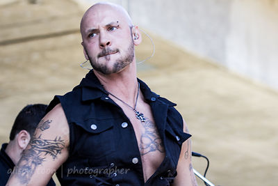 Sammy Karlin of Fallrise, Aftershock 2014