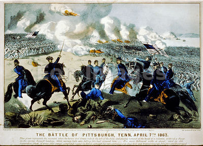 Battle of Pittsburg AKA Battle of Shiloh