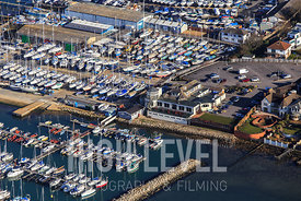 Aerial Photography Taken In and Around Poole Harbour