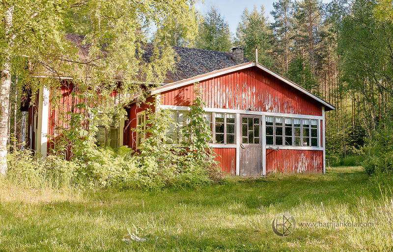 Finland - Jamsankoski (Abandoned Summer Cottage)