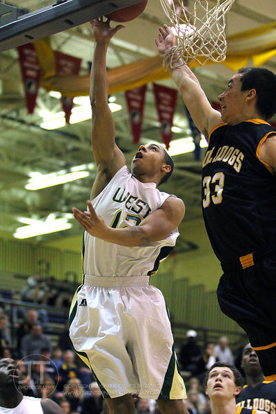 Iowa City West vs Bettendorf Boys Basketball 4A Substate Regional Finals 2/28/12
