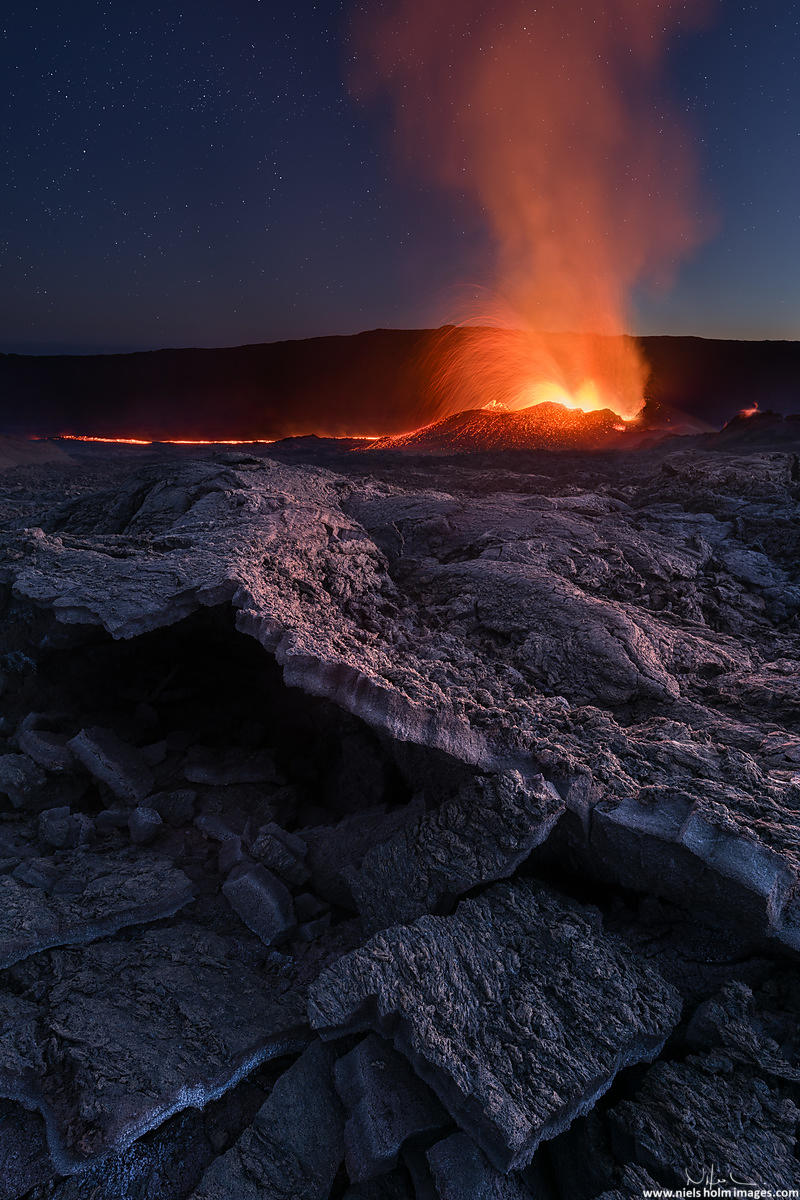 Geo Activity geo activity volcanic thermal geologic volcanos sulfur solfatar chimney namafjall lava fields ijen mount indonesia iceland