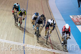 Men Keirin 1-6 Final, 2017/2018 Track Ontario Cup #2, Mattamy National Cycling Centre, Milton On, January 14, 2018