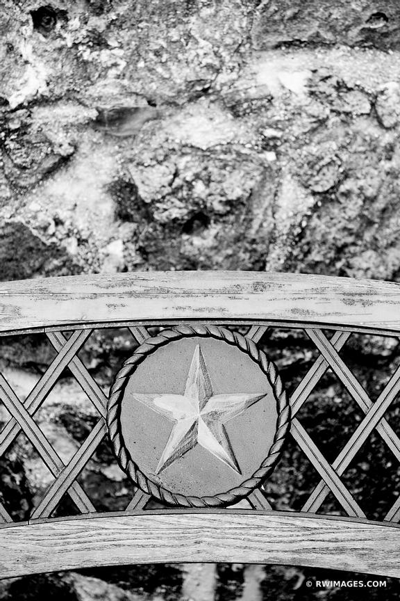 MISSION SAN JUAN CAPISTRANO SAN ANTONIO TEXAS BLACK AND WHITE