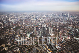 Aerial Photography Taken In and Around Southwark, London