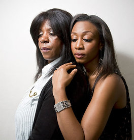 Beverley Knight and Jackie Graham -  Independent on Sunday