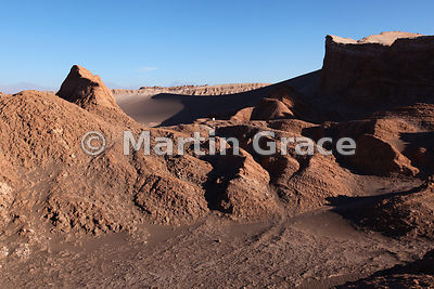 Valley of the Moon (Vallee de la Luna), Atacama