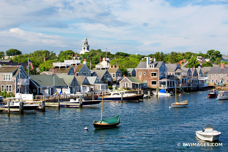 Nantucket Massachusetts - All Photos Images Fine Art Prints Stock Photos Color & Black and White Pictures Framed Canvas Metal Acrylic Prints Interior Designer Art Consultant Large Wall Decor Art Source