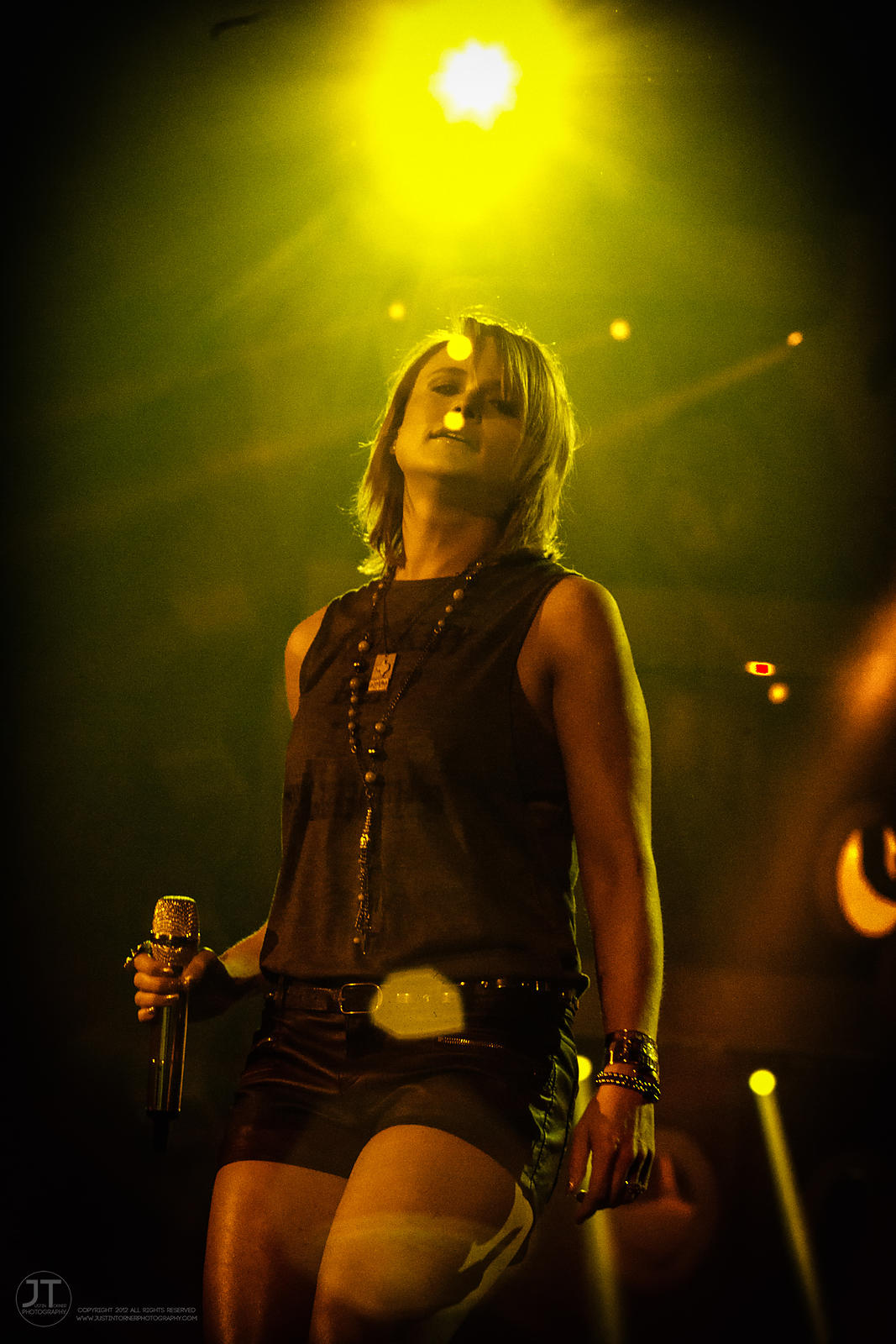 Hoopla - Miranda Lambert, US Cellular Center, March 14, 2015 photos