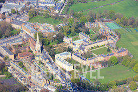 Aerial Photographs Taken In and Around Cambridge
