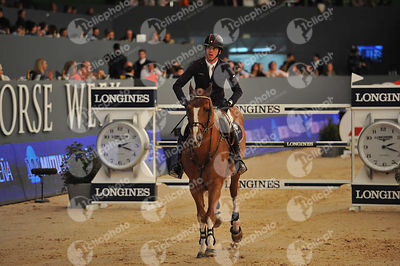 SMOLDERS Harrie, (NED), Emerald during CSI5-W_1,60_Longines World Cup Grand Prix competition at Madrid Horse Week at IFEMA, Madrid - Spain