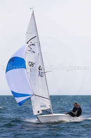 Flying Fifteen GBR4041, 20170603195
