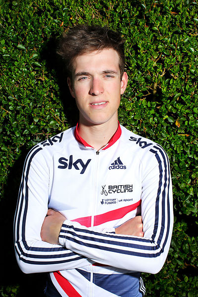 Wakefield rider Oliver Wood is competing in the Tour de Yorkshire.