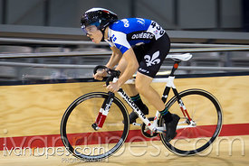 U17 Men Omnium Time Trial. 2015 Canadian Track Championships, October 11, 2015