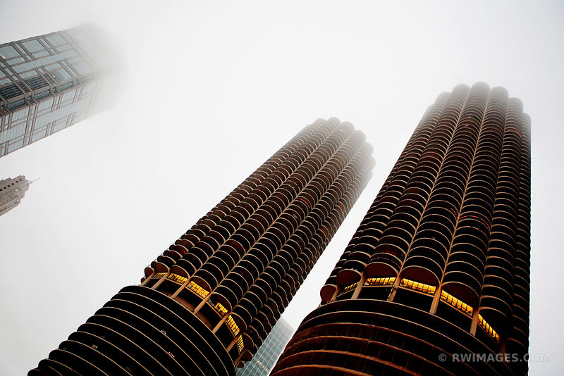 MARINA CITY TOWERS CHICAGO ILLINOIS