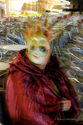 Photos of Venice carnival 2017